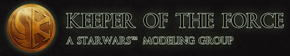 00-Keeper of the Force – A Star Wars Modeling Group