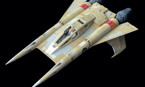 Robert Bergeron/'s Star Fighter GLASS CANOPY KIT Buck Rogers